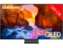 TV QLED 4K 189 cm SAMSUNG QE75Q90R - Full LED Platinum - HDR 2000 - Smart TV