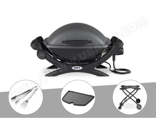 weber ma 33ca106barb ov1cr pas cher barbecue lectrique. Black Bedroom Furniture Sets. Home Design Ideas