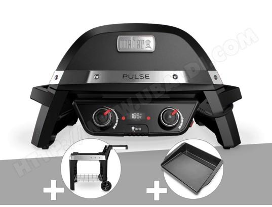 weber ma 33ca106barb p7cga pas cher barbecue lectrique. Black Bedroom Furniture Sets. Home Design Ideas