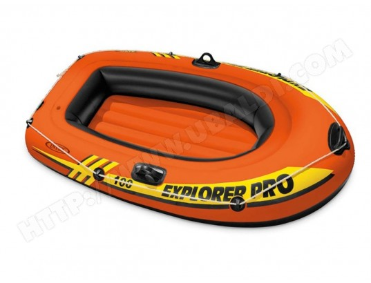 Bateau gonflable adulte 1 place Explorer Pro 100 - Intex INTEX MA-22CA282BATE-3CYSS