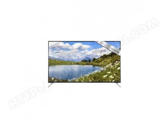 CONTINENTAL EDISON TV 4K UHD 191 cm 75 - Smart TV - 3 x HDMI - 2 x USB CONTINENTAL EDISON MA-32CA18_CONT-EB7OT