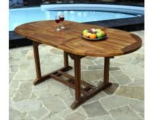 Achat Table de Vente de rallonges Table avec jardin kuXPiZ
