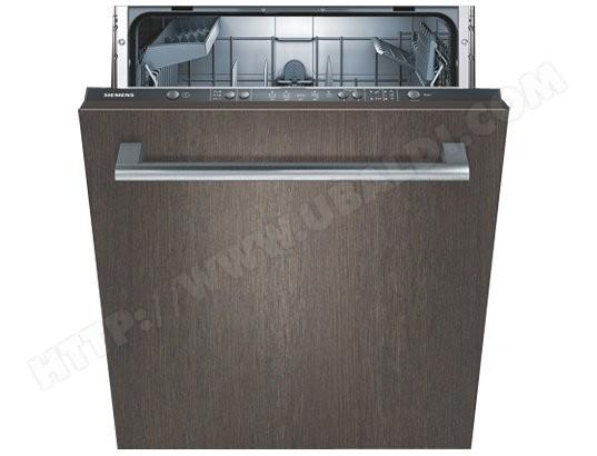 siemens sn65e006eu lave vaisselle tout integrable siemens livraison gratuite