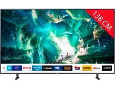 539d9b90e22 TV LED 4K 138 cm SAMSUNG UE55RU8005 - Mode Gaming - Smart TV