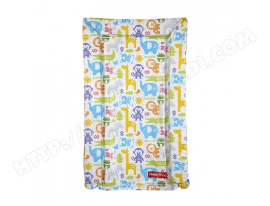 Matelas à langer Jungle Puzzles FISHER PRICE matelas-langer-jungle-puzzles