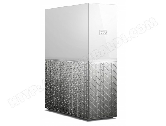 Disque dur NAS WESTERN DIGITAL MYCLOUD HOME 3,5'' 4TO