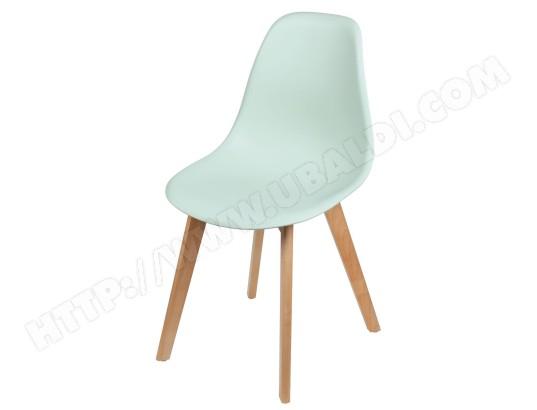 chaise scandinave ivy vert d 39 eau urban living ma. Black Bedroom Furniture Sets. Home Design Ideas