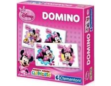Clementoni - Jeux Domino Minnie CLEMENTONI MA-32CA387CLEM-QM94M