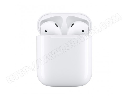Ecouteurs True Wireless APPLE AirPods V2 - MV7N2ZM
