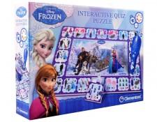 Clementoni - Puzzle Intéractif Disney La reine des neiges CLEMENTONI MA-32CA387CLEM-C6J8F