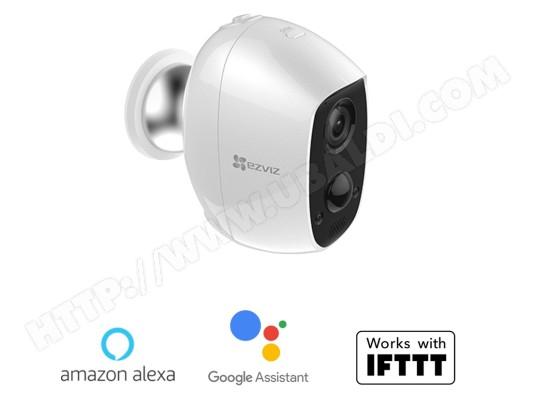 Points forts : Caméra de surveillance EZVIZ Caméra C3A