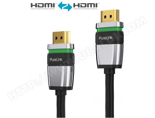 Câble HDMI PURELINK ULS1000-05 - HDMI 2.0 4K HDR Secure look 5,00 m