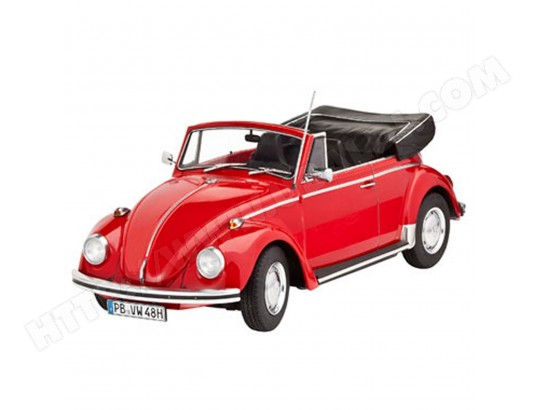 Maquette voiture : Coccinelle VW 1500 (Cabriolet) REVELL MA-62CA376MAQU-I5E71