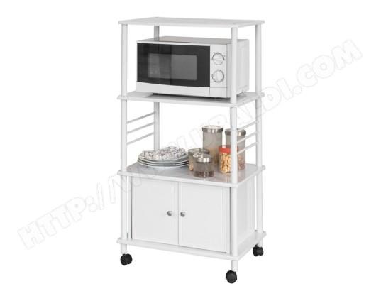 Frg12 W Meuble De Rangement Cuisine Roulant Chariot De Cuisine De
