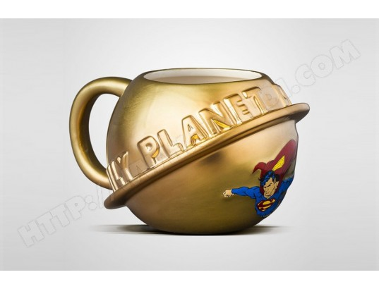 Mug Superman 3D - Daily Planet KAS DESIGN MA-16CA587MUGS-9W9H4