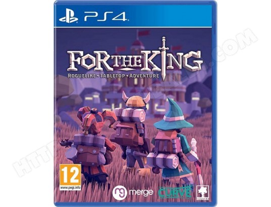For The King PS4 KOCH MEDIA MA-47CA460FORT-HUNXW
