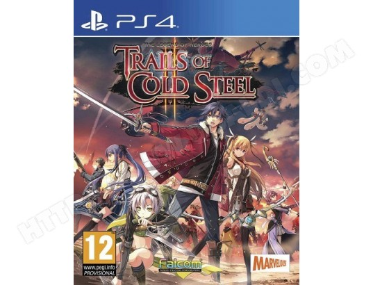 The Legend of Heroes Trails of Cold Steel 2 PS4 PQUBE MA-52CA460THEL-ADV1O