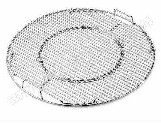 weber 8835 grille de cuisson gourmet 57 cm pas cher accessoire barbecue livraison gratuite. Black Bedroom Furniture Sets. Home Design Ideas