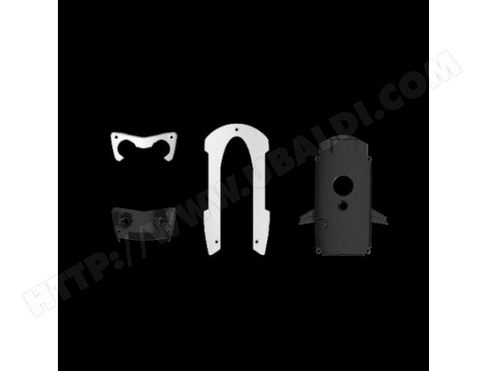 Coques + vis pour Parrot Mambo PARROT MA-23CA251COQU-LPWUP