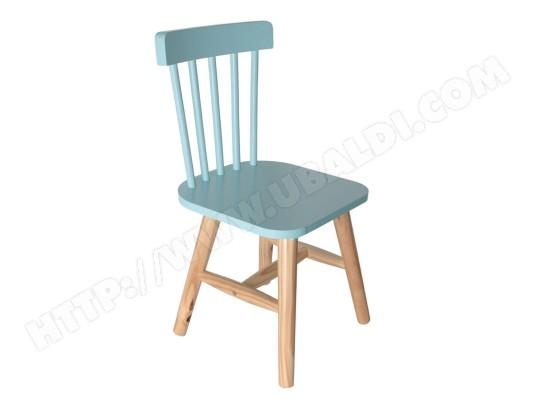 chaise enfant en bois moon vert d 39 eau hello kids ma. Black Bedroom Furniture Sets. Home Design Ideas