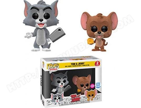 Limited 2 Tomamp; Jerryflockedfunko PopAnimation Pack mN8wvn0