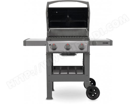 weber spirit ii e 310 gas grill pas cher barbecue gaz. Black Bedroom Furniture Sets. Home Design Ideas