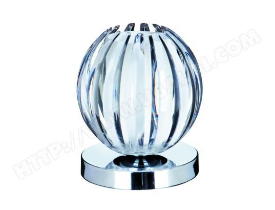 Table ChromeAcrylique Verre Givré Touch Et De Lampe LampsEn wZPXuTkOi