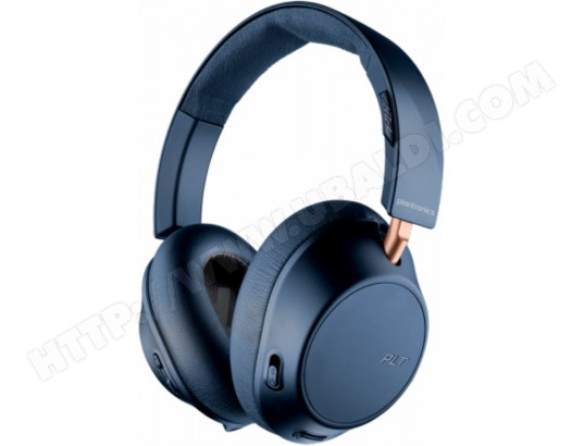 Casque sans fil PLANTRONICS BACK BEAT GO 810 - Bleu