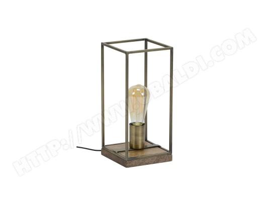 lampe poser industrielle en bronze antique sockel. Black Bedroom Furniture Sets. Home Design Ideas