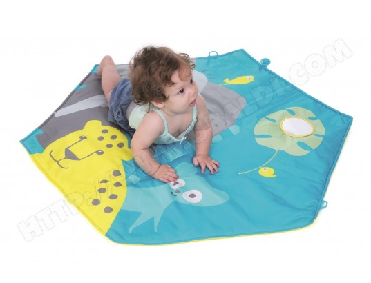 Tapis de jeu Babytolove 'Jungle' - Bleu BABY TO LOVE P26EWBTL0360380158