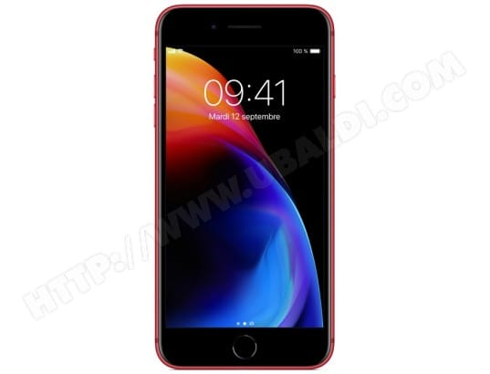 iPhone APPLE iPhone 8 Plus 256Go (RED) Spécial Edition
