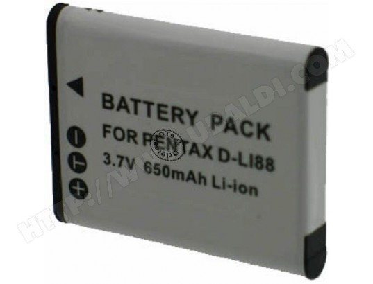 Batterie Appareil Photo pour PANASONIC HX-DC3 OTECH MA-11CA199BATT-XFBUM