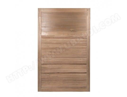 t te de lit bois naturel boudebois l 90 x l 4 x h 150 tousmesmeubles 1972 4815 pas cher. Black Bedroom Furniture Sets. Home Design Ideas