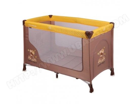 lit parapluie pliant pour b b san remo 1 marron lorelli lorelli ma 43ca304litp sdqcs pas cher. Black Bedroom Furniture Sets. Home Design Ideas