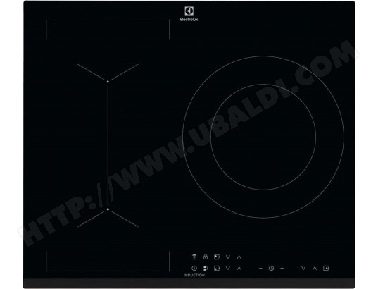 Plaque induction ELECTROLUX LIV63332 Série 700 Bridge Hob2Hood