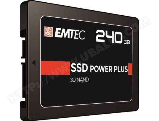 EMTEC - Carte SSD Power Plus - 240 GB EMTEC MA-29CA55_EMTE-6YN2R
