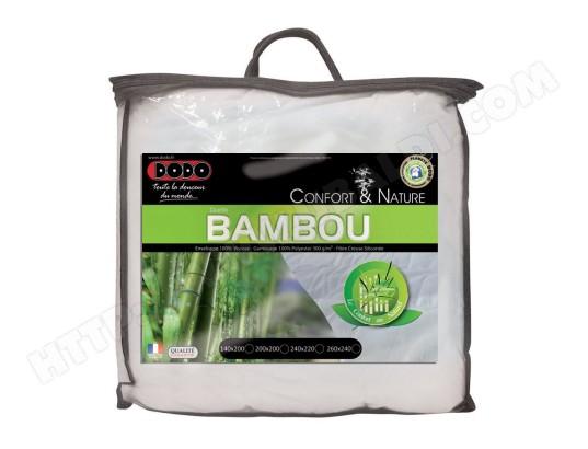 Couette Dodo Bambou 140x200 Pas Cher Ubaldi Com