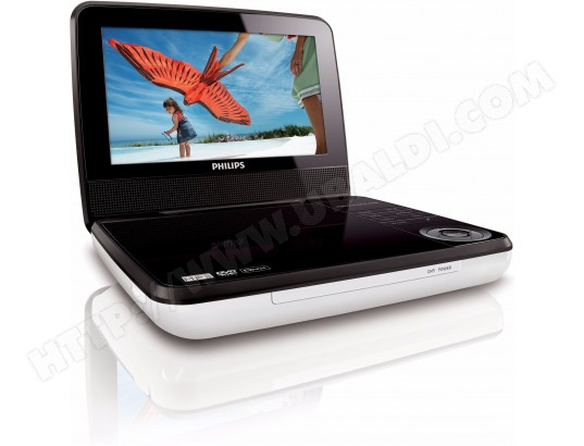 lecteur dvd portable philips pd7030 pas cher. Black Bedroom Furniture Sets. Home Design Ideas