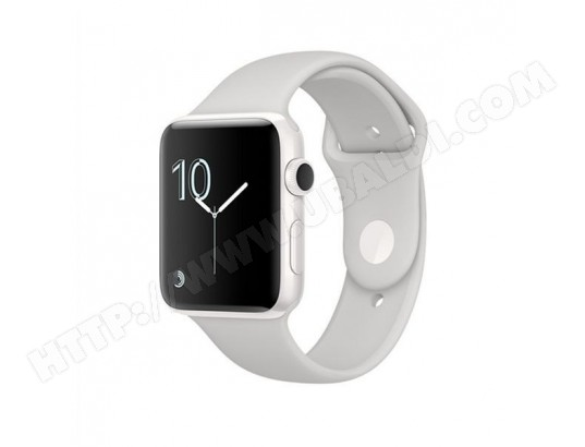 Montre intelligente Apple SR2 WIFI Bluetooth Blanc. (42 Mm) APPLE S0420959