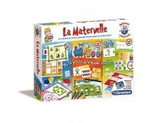 Kit de jeux éducatifs Agitateur de Neurones : La maternelle CLEMENTONI MA-32CA387KITD-R2OIG