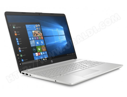 Ordinateur portable HP 15 dw 0015 - 15,6'' - Core i3