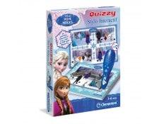 Quizzy La Reine des Neiges - Frozen CLEMENTONI MA-32CA387QUIZ-1VLXD