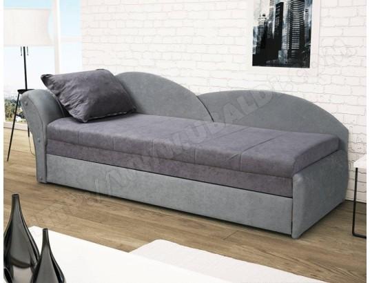 Canapé De En Coffre Places Rangement Avec Convertible 3 Tissu Gris kiuZTOXP