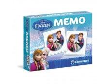 Mémo La Reine des Neiges - Frozen CLEMENTONI MA-32CA387MEMO-7B7GS