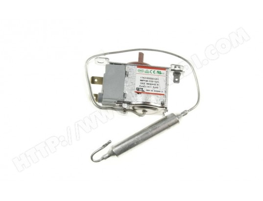 Thermostat  reference : 174310001061 SABA MA-61CA562THER-1UIJQ