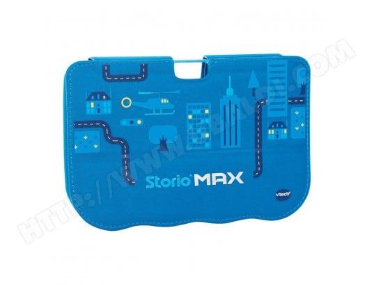 etui pour storio max 5 pouces bleu vtech ma 60ca396etui rlvx8 pas cher. Black Bedroom Furniture Sets. Home Design Ideas