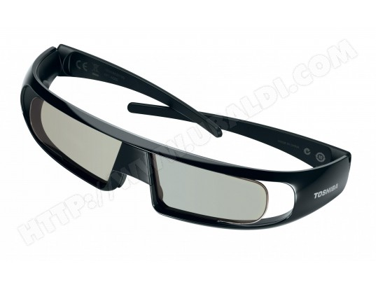 Lunettes 3D TOSHIBA FPT-AG02G