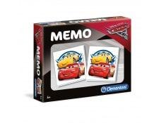Memo Cars 3 CLEMENTONI MA-32CA387MEMO-UQUZA
