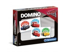 Domino Cars 3 CLEMENTONI MA-32CA387DOMI-X9SEK