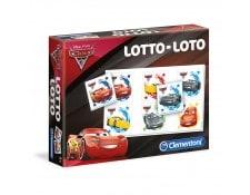 Loto Cars 3 CLEMENTONI MA-32CA387LOTO-CRINQ